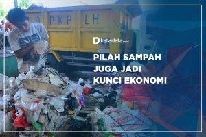 Pilah Sampah Juga Jadi Kunci Ekonomi
