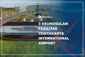 3 Keunggulan Fasilitas Yogyakarta International Airport