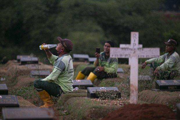 WHO, Jakarta, darurat covid-19, Anies, testing corona