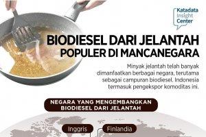 Biodiesel Populer di Mancanegara