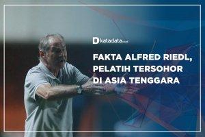 Fakta Alfred Reidl, Pelatih Tersohor di Asia Tenggara