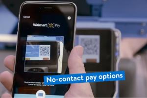 Ilustrasi Walmart Pay. Peretail asal Amerika Serikat, Walmart menguji coba layanan pengiriman belanja dengan drone.