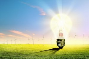 Listrik Hijau Energi Berkelanjutan