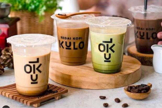 ilustrasi kopi kekinian. Kedai Kopi Kulo ekspansi dorong penjualan ke platform digital dan berkolaborasi untuk meningkatkan penjualan semasa pandemi c