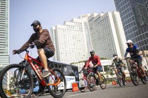 Jelang Penerapan PSBB Jakarta