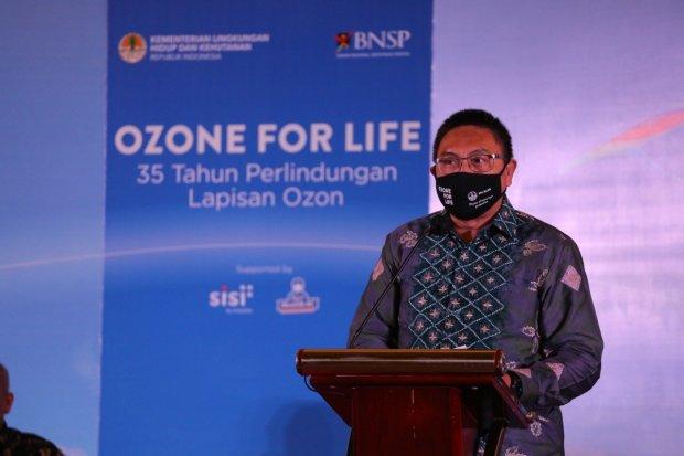 Hari Ozon Sedunia - KLHK