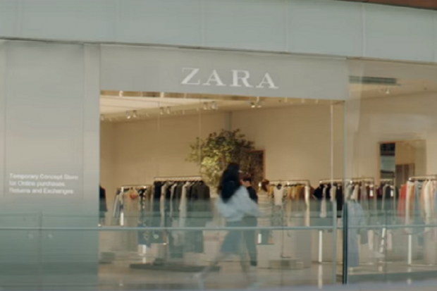 Zara, Digital, E-Commerce, Retail, Uniqlo, Jepang, Bisnis, Pandemi Corona , Brand.