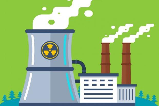 pltn, nuklir, pembangkit listrik, batan, ruu ebt, energi baru terbarukan