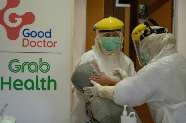 Konsultasi Kesehatan di Good Doctor Capai 10 Ribu Sehari saat Pandemi