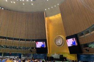 Pidato Jokowi dalam Sidang PBB