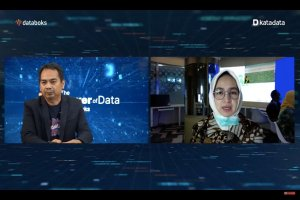 Webinar Katadata: The Power of Data