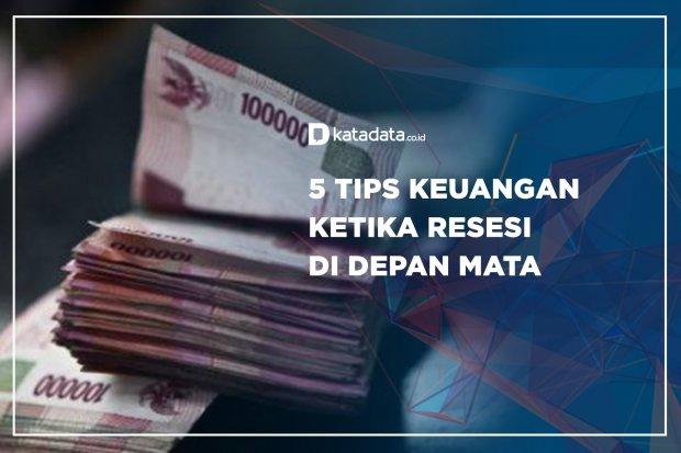 5 Tips Keuangan Ketika Resesi di Depan Mata