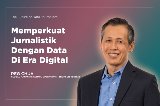 Memperkuat Jurnalistik Dengan Data di Era Digital