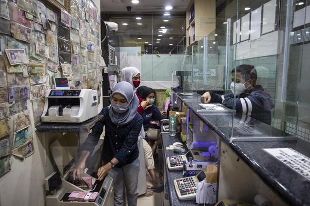 cadangan devisa, utang luar negeri, bank indonesia, aliran modal