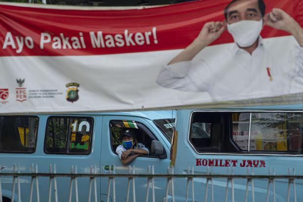 Jakarta, covid-19, virus corona, pandemi corona, pandemi. gerakan3M