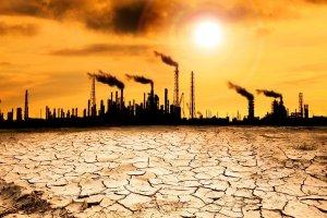Ilustrasi kerusakan lingkungan