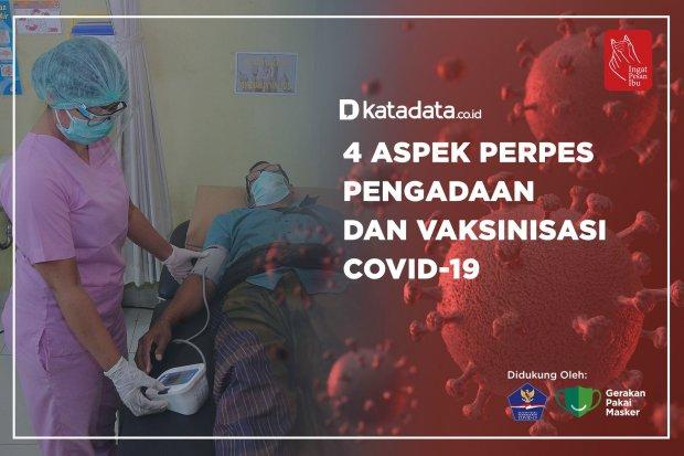 4 Aspek Perpes Pengadaan dan Vaksinisasi Covid-19