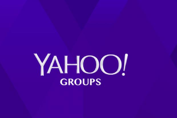 Penggunaan Terus Menurun, Yahoo Groups Ditutup Desember