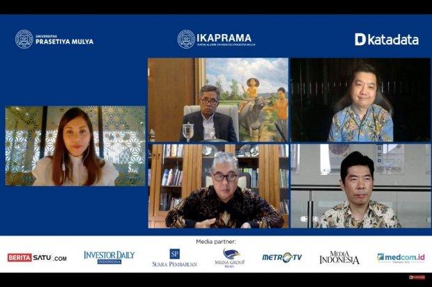 Katadata x Prasmul : Webinar Bangun UMKM di Tengah Multikrisis