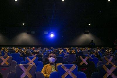 Bioskop di Jakarta Kembali Beroperasi