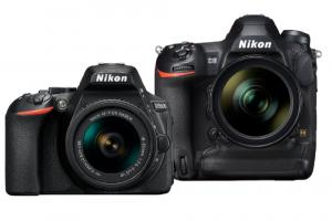 Ilustrasi kamera Nikon. PT Nikon Indonesia berhenti beroperasi di Indonesia setelah delapan tahun hadir.