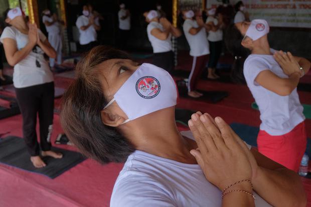 Mengelola Stres Saat Pandemi dengan Meditasi