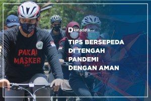 Tips Bersepeda di Tengah Pandemi Dengan Aman