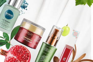 Ilustrasi produk Martha Tilaar. Penjualan kosmetik dan kecantikan turun selama pandemi corona.