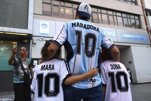 SOCCER-ARGENTINA/MARADONA