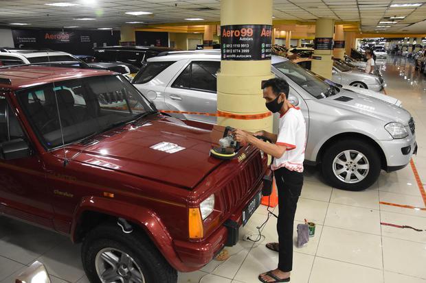 Penjualan Mobil Bekas Secara Online Naik hingga 600% meski Ada Corona