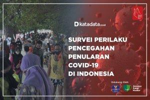 Survei Perilaku Pencegahan Penularan Covid-19 di Indonesia