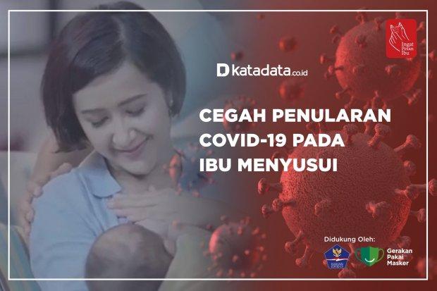 Penularan Covid-19 pada ibu hamil