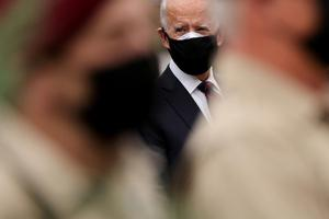 USA-VETERANSDAY/BIDEN