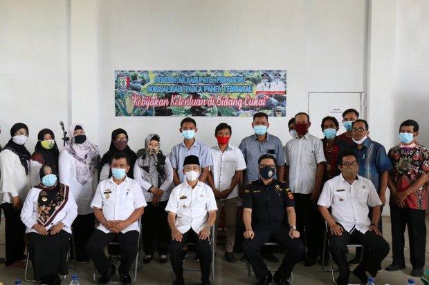 Bea Cukai Bandar Lampung