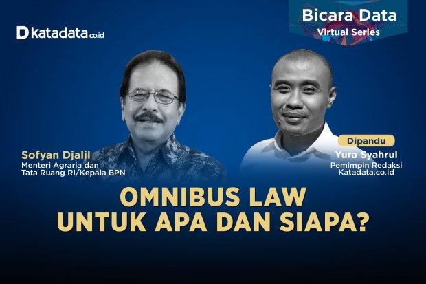 Omnibus Law untuk apa dan siapa ?