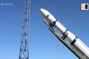 Satelite 6G yang diluncurkan Tiongkok