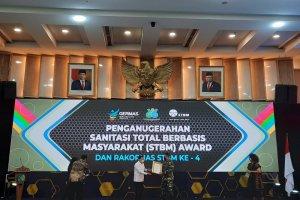 Kementerian Kesehatan - STBM Award