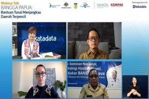 Bangga Papua - Bantuan Tunai Menjangkau DaerahTerpencil