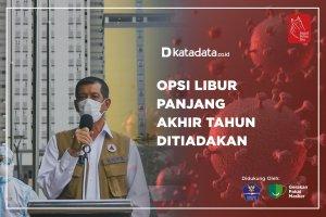 Opsi Libur Panjang AKhir Tahun Ditiadakan