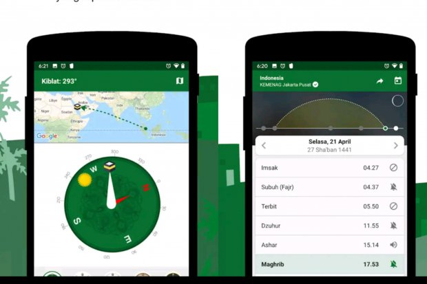 Militer AS Beli Data Lokasi Jutaan Muslim di Aplikasi Muslim Pro