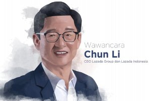 CEO Lazada Group dan Lazada Indonesia, Chun Li