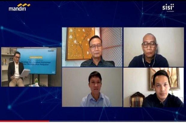 Bank Mandiri - Digital Marketing
