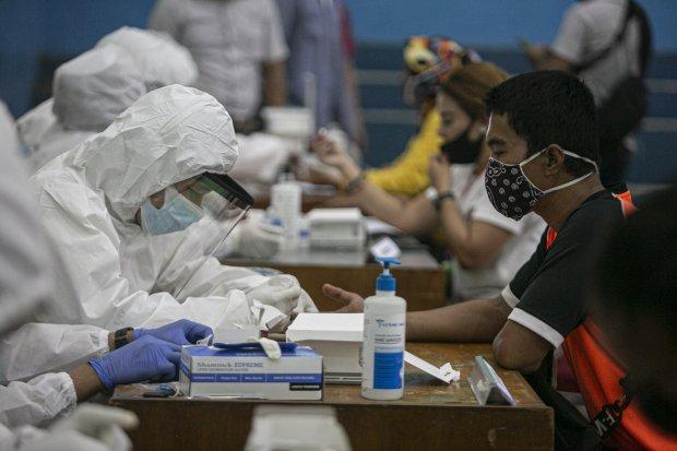 Covid-19, Pandemi Corona, Satgas Covid, BPS,