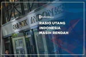 Rasio Utang Indonesia Masih Rendah
