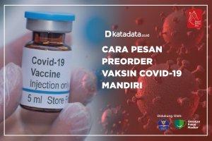 Preorder Vaksin