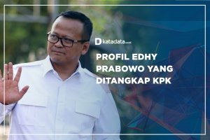 Profil Edhy Prabowo Yang Ditangkap KPK
