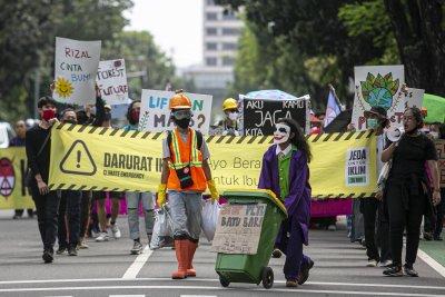 Jeda untuk Iklim, Aksi Kekhawatiran Anak Muda Soal Krisis Iklim