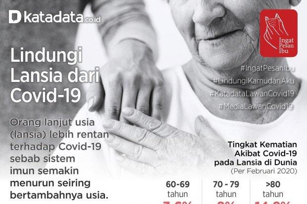 Poster Satgas Lansia