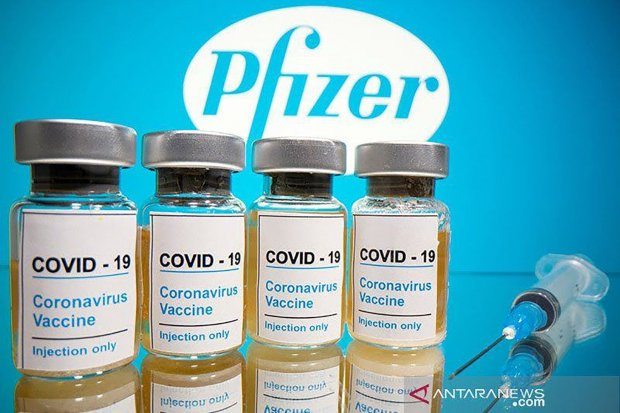 vaksin virus corona, pfizer, biontech, who, virus corona, covid-19, pandemi corona, pandemi, internasional, gerakan 3M