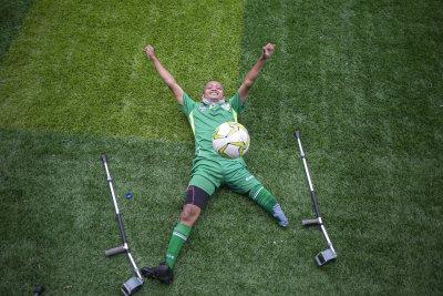 Peringati Hari Disabilitas 2020, Tim Garuda INAF Gelar Latihan Persaudaraan
